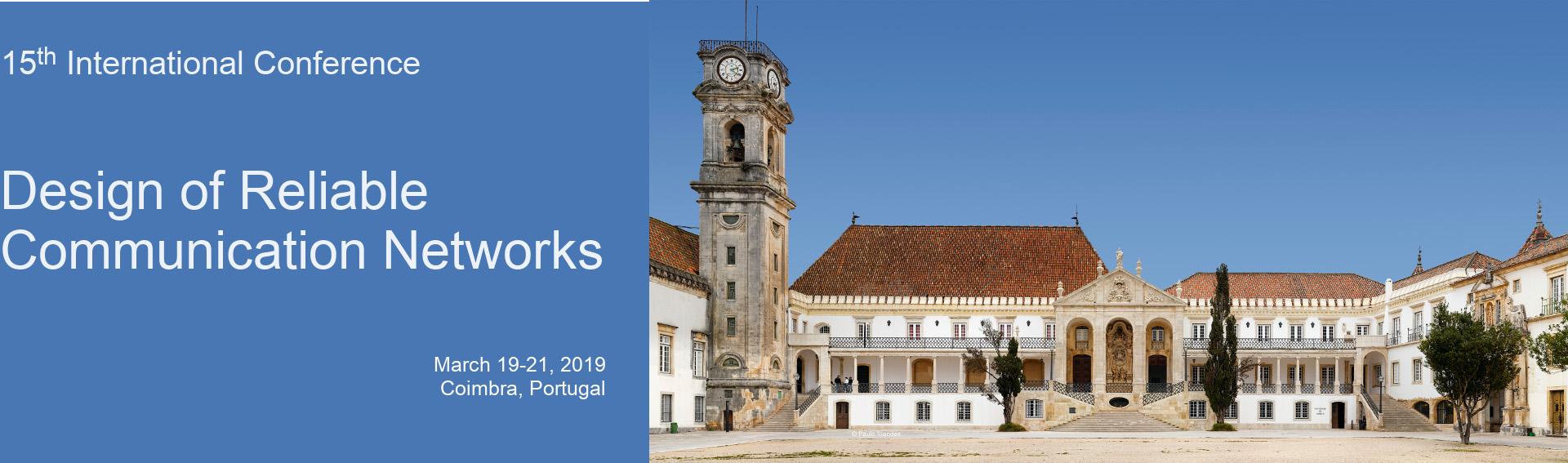 DRCN 2019 - Coimbra